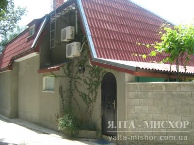 Мисхор. этаж дома с двориком