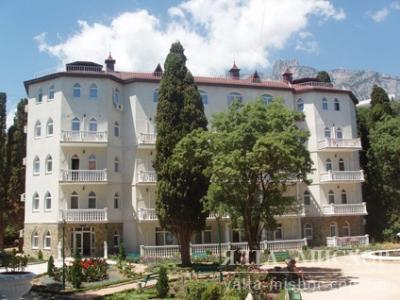 Мисхор. парк-отель Акация